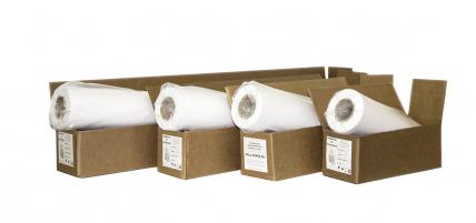 Бумага для плоттеров в индивидуальной упаковке